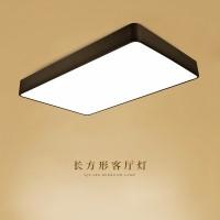 创意个性铁艺吸顶灯现代简约客厅灯具卧室智能灯饰