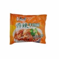 康师傅经典香辣牛肉袋面(新老包装随机发货)100g