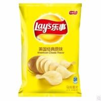 乐事薯片(新老包装随机发货)70克/80克美国经典原味单袋
