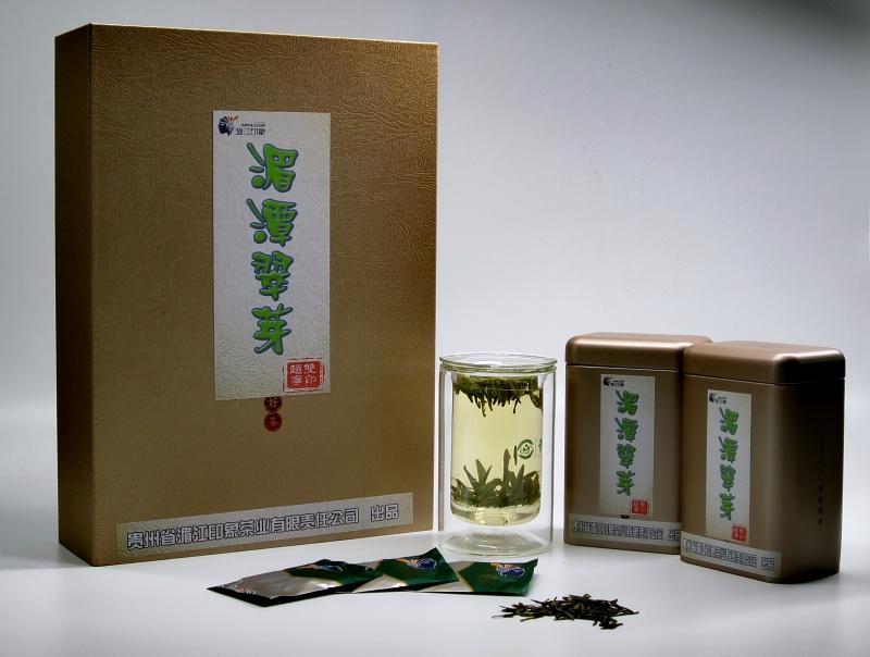 六大茶类现代制作工艺