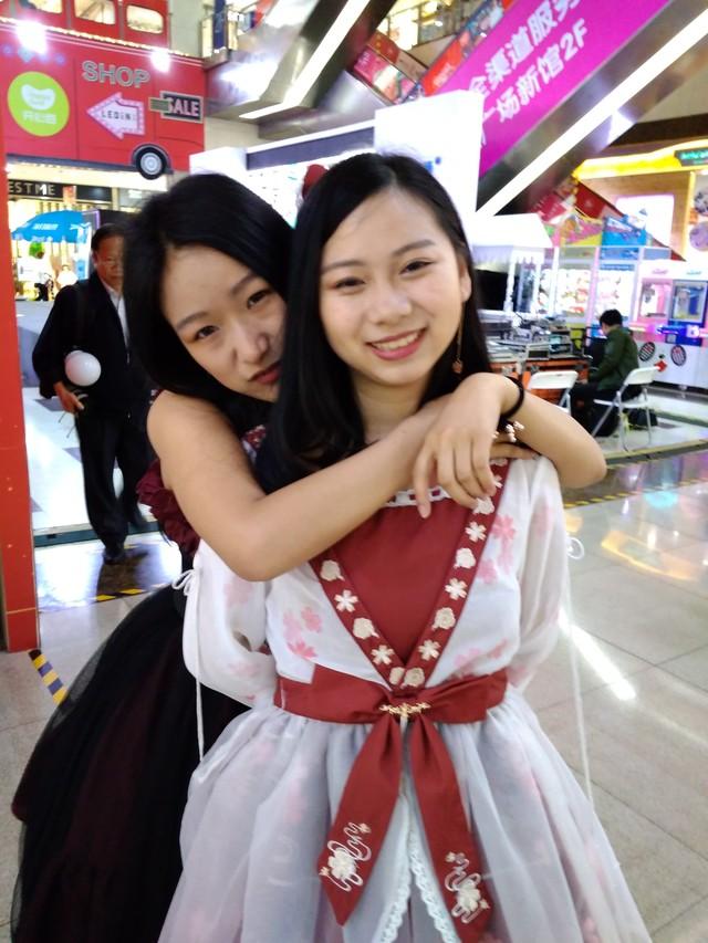 4.5重庆丰晨返图,可爱小姐,